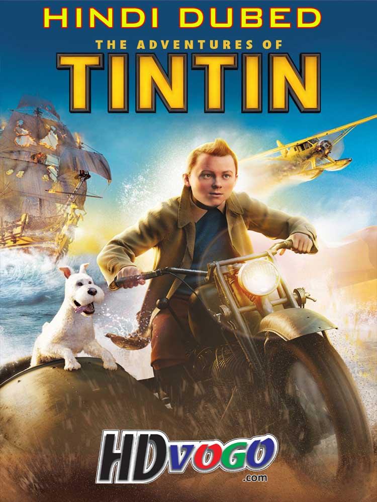 The Adventures Of Tintin 2011 in HD Hindi Dubbed Full Movie - Hindi Dubbed 4u