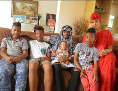 Zarinah Hassan Family Pics
