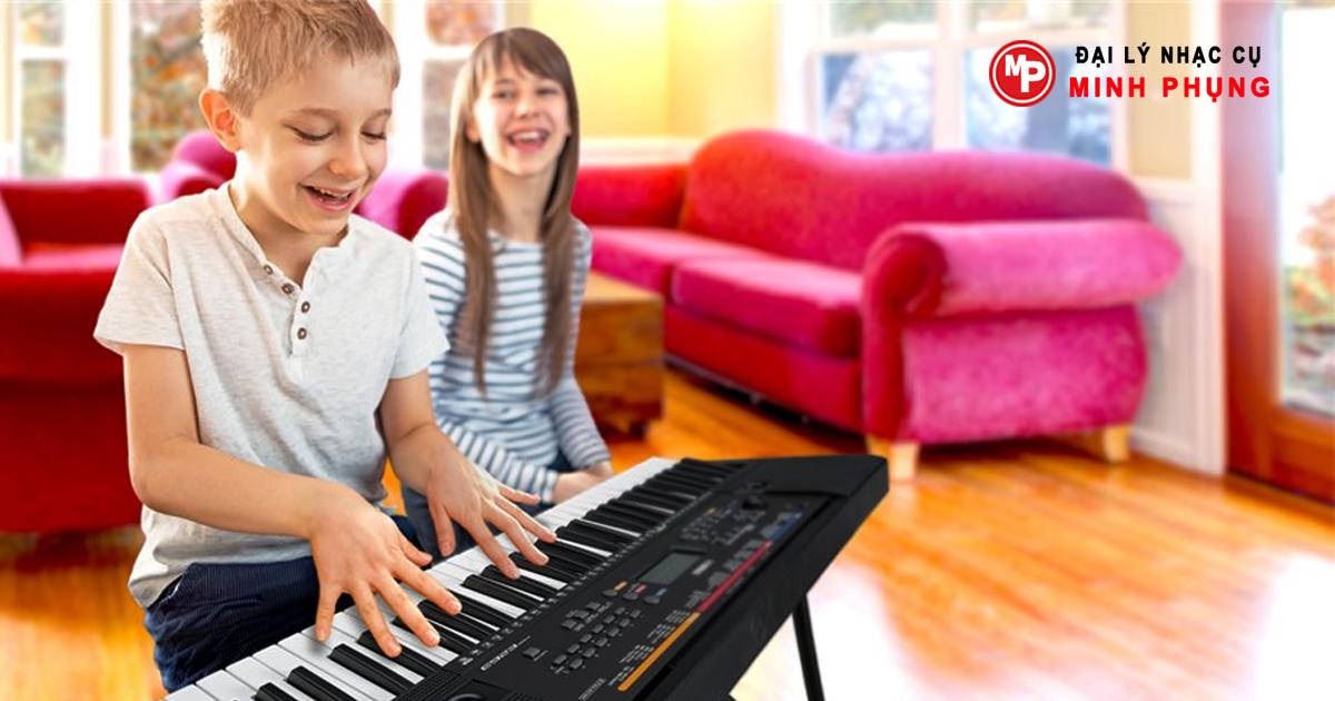 Đàn Organ Yamaha PSR-E263 61 Phím Mới Ra Mắt Đầu Năm 2017