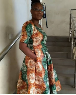 Beautiful Kampala Dress Designs for Ladies