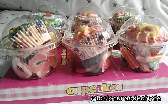 pack cupcakes junior de La Asturiana Caramelos