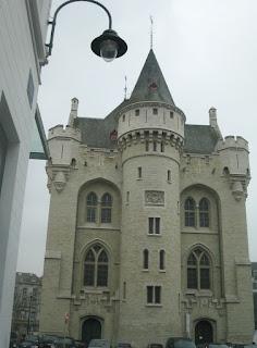 Porte de Hal, Bruselas