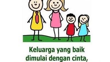 Kata Kata Bahagia Untuk Keluarga Kecilku