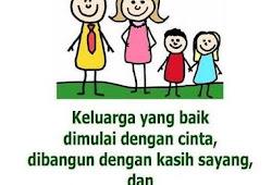 Kata Kata Bijak Untuk Keluarga Kecil Bahagia