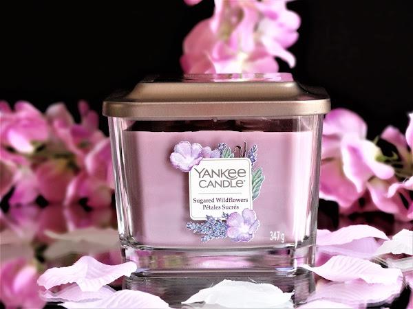 Sugared Wildflowers | Pétales Sucrés de Yankee Candle
