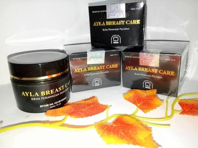 AYLA BREAST CARE Pembesar Payudara 100% Alami dari Nasa