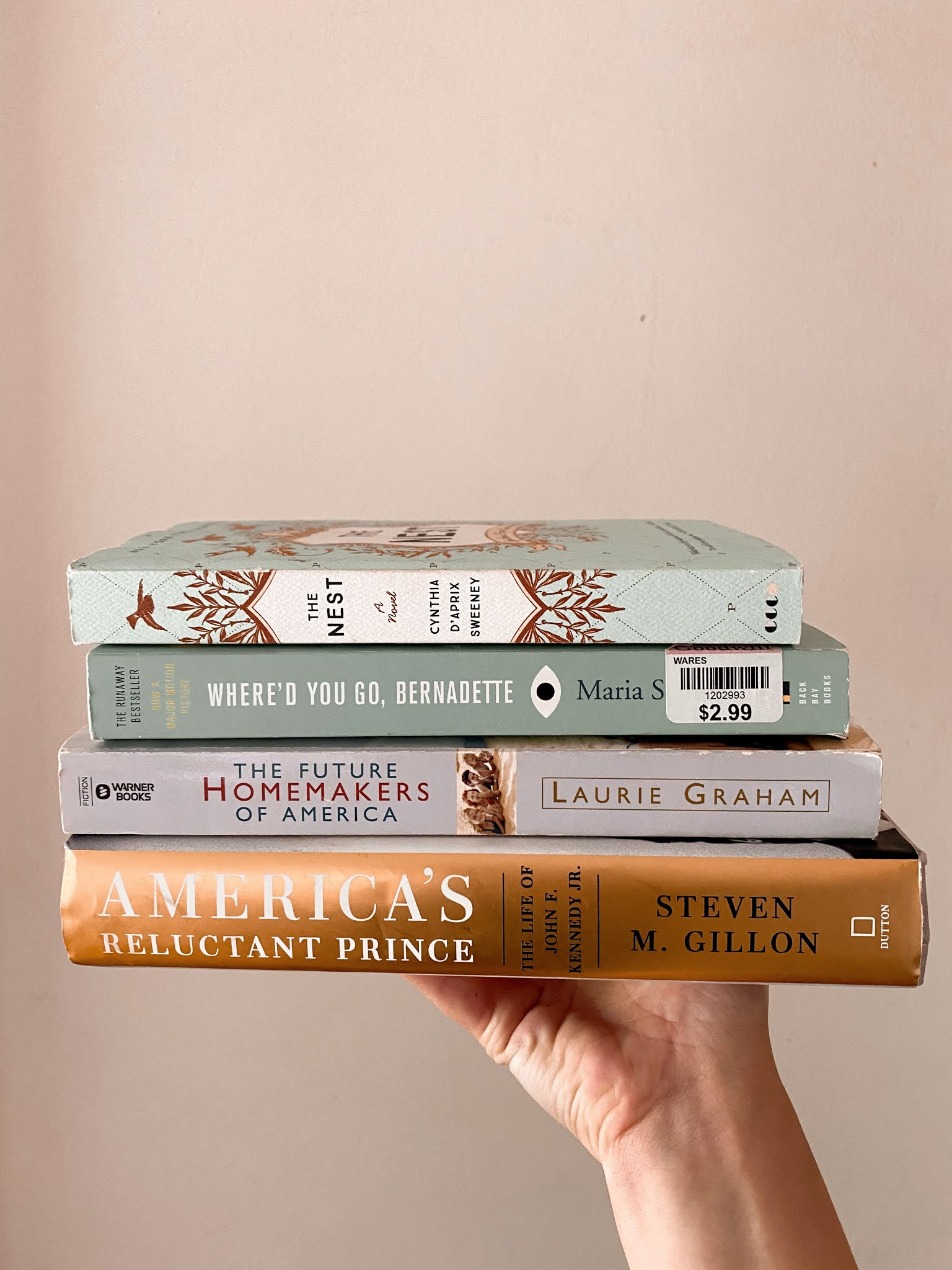 What I Read in June | www.biblio-style.com
