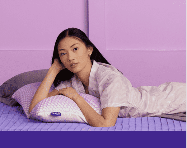 Purple, Now up to $450 off a mattress + bundle
