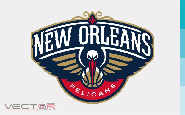 New Orleans Pelicans Logo - Download Vector File SVG (Scalable Vector Graphics)