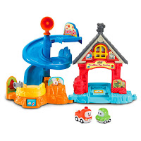 V-Tech Cory Carson Firehouse - Christmas Gift Ideas for Toddlers
