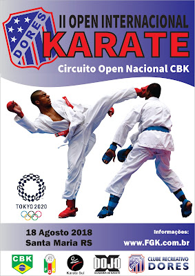 2º Open Dores de Karate