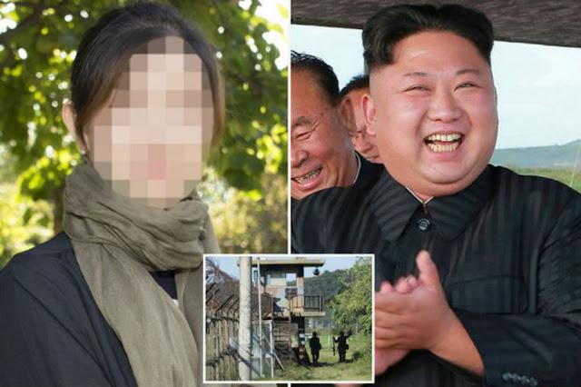 DENÚNCIA: Fugitiva da Coréia do Norte diz que ditador mantém escravas sexuais e obriga crianças assistirem execuções humanas