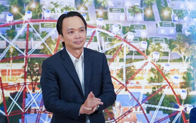 Chủ tịch Trịnh Văn Quyết FLC