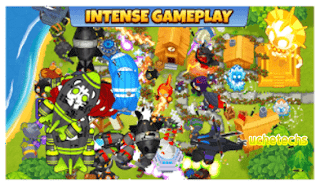 Bloons TD 6 Apk Strategy Game (Pictures)