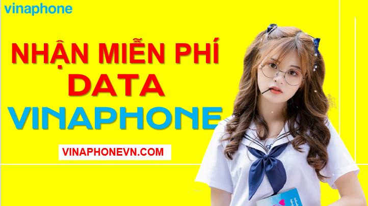 Miễn phí 4G vinaphone