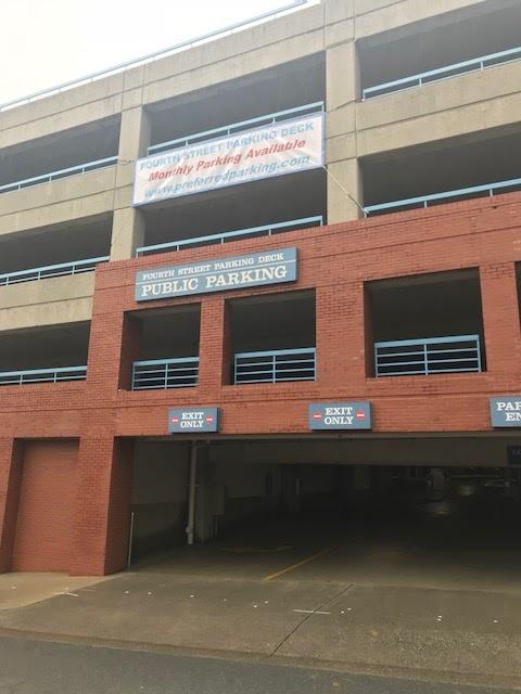 Downtown Winston-Salem Blog: Preferred Parking Reopens