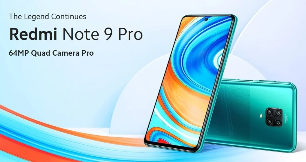 Xiaomi Redmi Note 9 Pro Now Official; Available this June 4 for Only Php12,490!