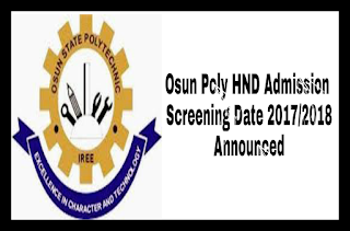 Image for Osun Poly Logo