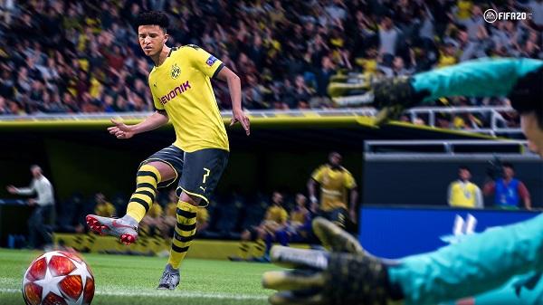 شاهد 11 دقيقة من داخل لعبة FIFA 20 و إستعراض لمباراة كاملة من نسخة الديمو