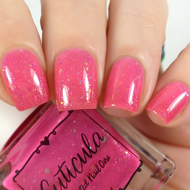 Cuticula Scented Nail Care-Love Story