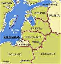Baltics order four Russian diplomats to leave