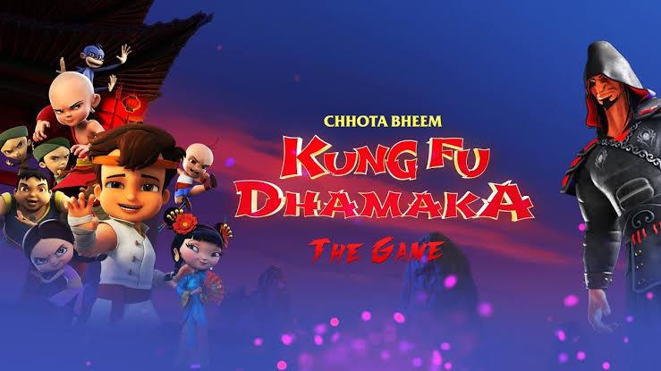 Chhota Bheem Kungfu Dhamaka Movie Images In 720P