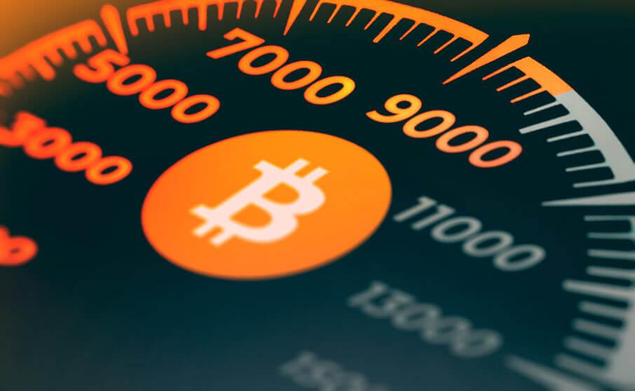 Bitcoin 9000 dolar