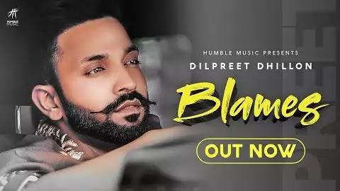 Blames Lyrics in Punjabi   Dilpreet Dhillon, Rammy Chahal   Desi Crew