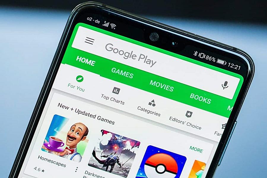 تحميل برنامج متجر جوجل بلاي Google Play للاندرويد
