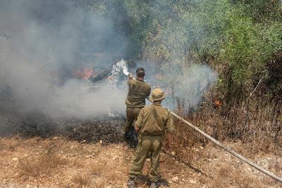 Israel envia bombeiros para ajudar o Brasil no combate aos incêndios na Amazônia