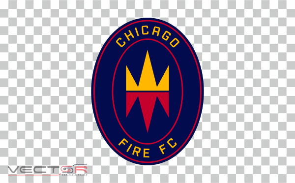 Chicago Fire FC (2019) Logo - Download .PNG (Portable Network Graphics) Transparent Images