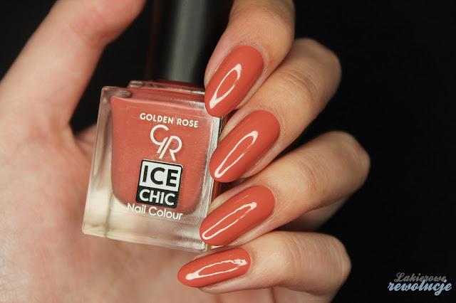 Golden Rose Ice Chic - 100