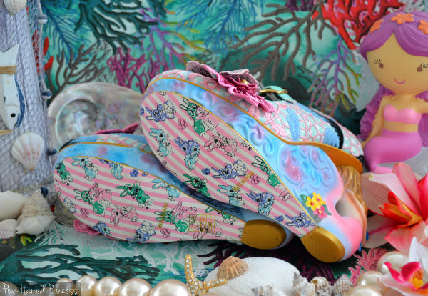 Irregular Choice Aquata bunny soles SS17
