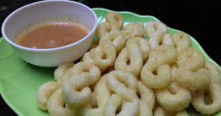 Geblek makanan khas Purworejo