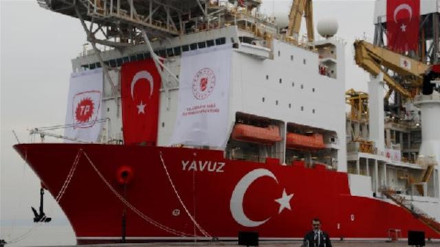 President Recep Tayyip Erdogan has announced that Turkey has resumed energy