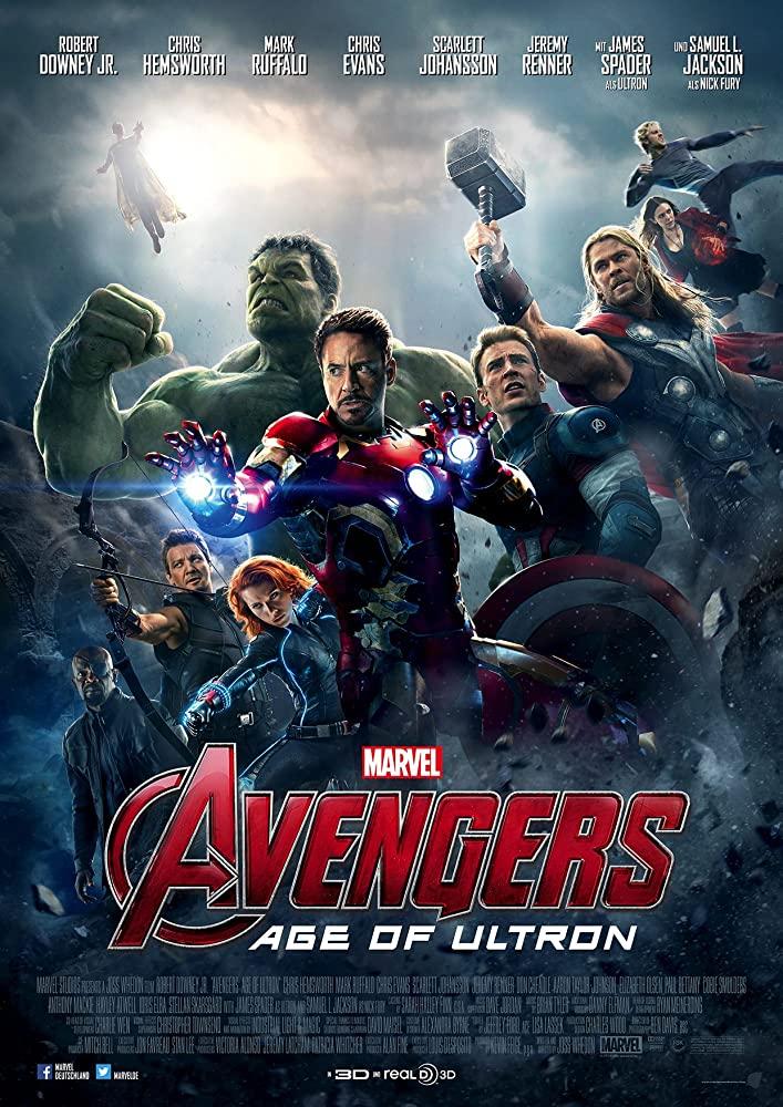 avengers age of ultron 2015  subtitle indonesia  mau
