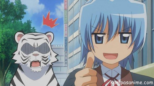 Anime mirip Hayate no Gotoku