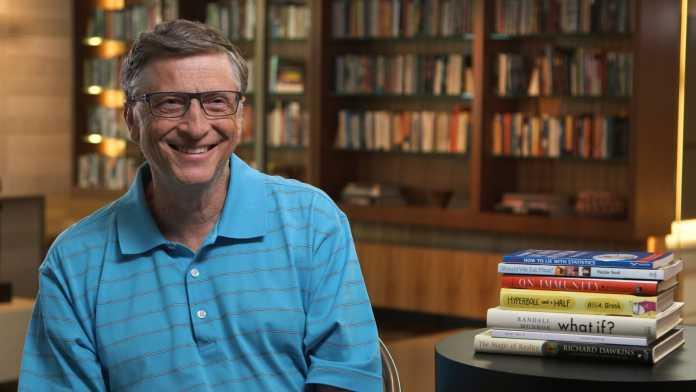 Rahasia Agar Pikiran Lebih Bersemangat dan Kreatif Ala Bill Gates