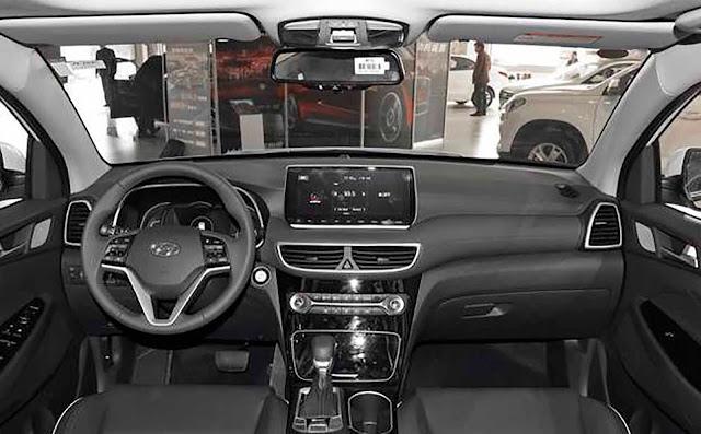 Novo Hyundai Tucson 2021