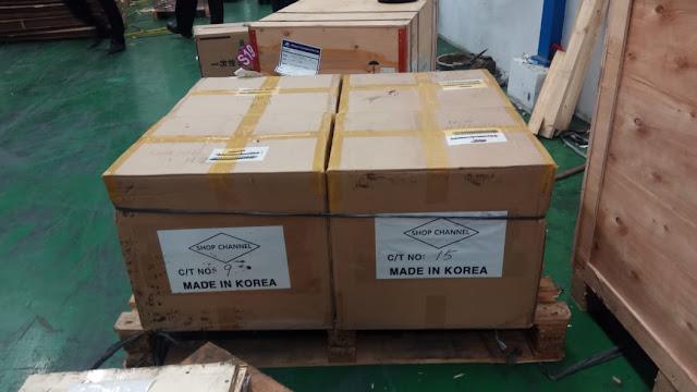 Jasa Pengiriman Barang Dari Korea Ke Indonesia-Jasa Import Door To Door