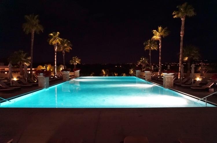 Euriental | fashion & luxury travel | The Algarve, Portugal, Conrad hotel pool