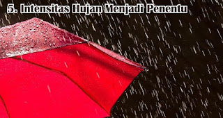 Intensitas Hujan Menjadi Penentu Keberuntungan merupakan salah satu fakta unik hujan saat imlek