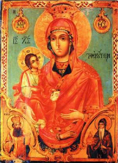 Икона «Троеручица»: помощь во всякой беде