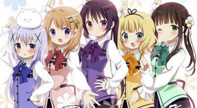 Gochuumon wa Usagi Desu ka? S2 BD Episode 01-12 BATCH Subtitle Indonesia