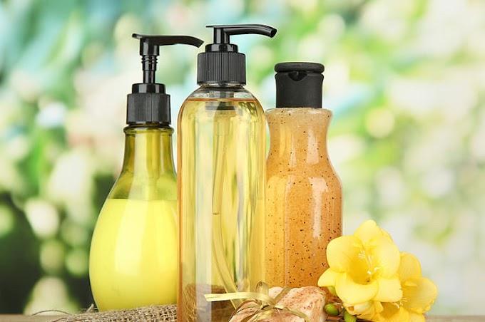 Proceso de fabricación de jabón líquido