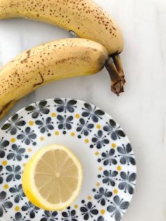 Receta: chips de banana al horno. www.soyunmix.com
