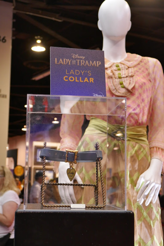 Lady and the Tramp Lady dog collar