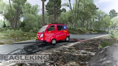 TATA Iris Traffic 1.30-1.40 by keralabusdesign