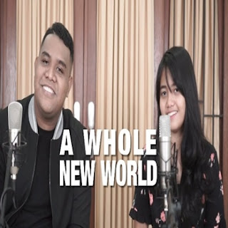 Hanin Dhiya & Andmesh - A Whole New World Mp3