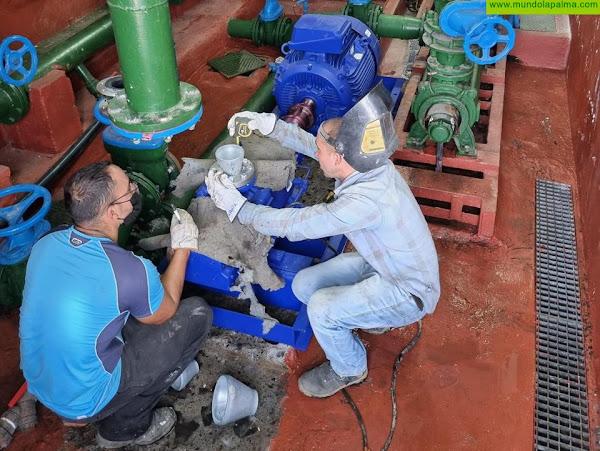 El Ayuntamiento de Fuencaliente mejora el servicio de abastecimiento público de agua potable